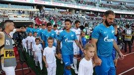 Динамо Мінськ – Зеніт – 4:0 – відео голів