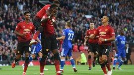 Манчестер Юнайтед – Лестер – 2:1 – відео голів та огляд матчу