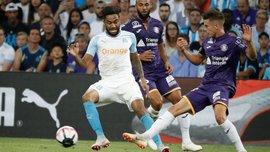 Марсель – Тулуза – 4:0 – видео голов и обзор матча