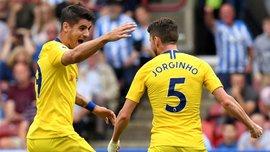 Челси разгромил Хаддерсфилд, Уотфорд оказался сильнее Брайтона