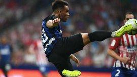 Атлетіко – Інтер: Мартінес забив диво-гол ударом в стилі Ібрагімовіча