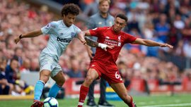 Ливерпуль– Вест Хэм– 4:0 – видео голов и обзор матча