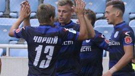 Черноморец – Десна – 1:0 – видео гола и обзор матча