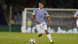 Оярсабаль відхилив шикарну пропозицію ворожого Атлетіка та оновив контракт із Реал Сосьєдадом