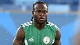 Мозес неожиданно решил закончить выступления за сборную Нигерии