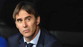 Лопетеги попал в тройку тренеров-дебютантов Реала по количеству пропущенных голов