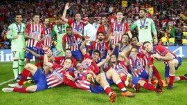 Атлетико прервал впечатляющую 18-летнюю серию Реала в международных финалах