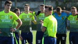 Кобра відмовилась їхати на матч із Зіркою, ПФЛ виключить команду з Першої ліги
