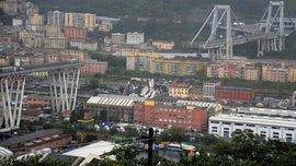 Старт чемпионата Италии может быть перенесен из-за обвала моста в Генуе