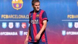 Бордо орендував захисника Барселони Паленсію