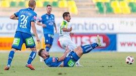 Лига Европы, квалификация: АЕК Ларнака разбил Штурм, Олимпия разобралась с ХИКом