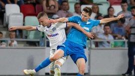 Ліга Європи, кваліфікація: Зеніт в меншості здійснив нереальний камбек проти Динамо Мінськ