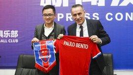 Бенту очолив збірну Південної Кореї