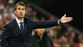 Лопетеги требует у руководства Реала нового нападающего