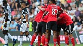 Факундо Феррейра забив дебютний гол за Бенфіку