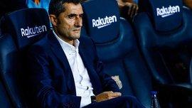 Вальверде: Барселоне не удалось показать свою лучшую игру