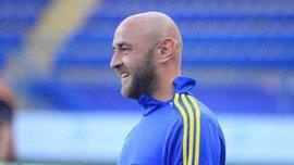Назаренко оформил дубль за Днепр в аматорской лиге