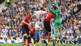 Брайтон дома сенсационно победил Манчестер Юнайтед