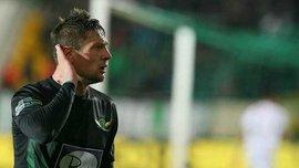 Акхисар Селезнева сыграл вничью с Ризеспором, украинца удалили за плевок в соперника