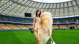 Жена Кравца в трусиках показала идеальную фигуру – откровенное видео и фото