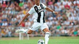 Щенсни: Впевнений, незабаром буде перший гол Роналду за Ювентус