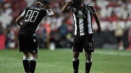 Бенфіка – ПАОК – 1:1 – відео голів та огляд матчу