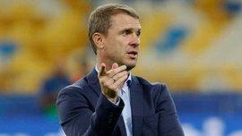 Шевчук: Ребров – молодой тренер, у которого большое будущее