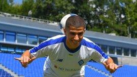 Новичок Динамо Буэно забил гол за молодежную команду киевлян