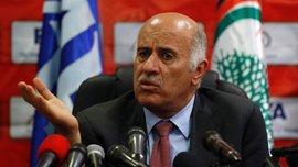 ФІФА заборонила президенту Федерації футболу Палестини відвідувати матчі через заклики спалити футболки Мессі