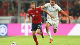 Бавария – Хоффенхайм – 3:1 – видео голов и обзор матча