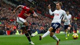 Манчестер Юнайтед – Тоттенхэм – 0:3 – видео голов и обзор матча