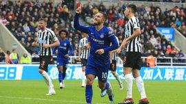 Ньюкасл – Челси – 1:2 – видео голов и обзор матча