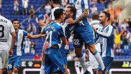 Валенсия на выезде уступила Эспаньолу – видео голов и обзор матча