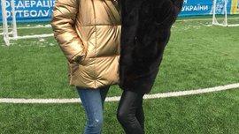 Бывшая модель и футболистка Кристина Козорог – та самая очаровательна судья, которую оскорбил тренер Кополовца и Кобина