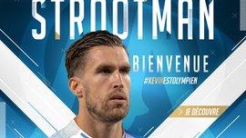 Марсель объявил о трансфере Строотмана
