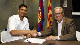 Барселона объявила о трансфере Араухо