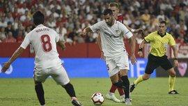 Севилья – Сигма: фанаты команд подрались перед матчем Лиги Европы