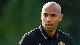 Анри продолжит работу в сборной Бельгии
