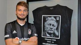 Льяїч став гравцем Бешикташа