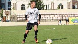Алиев снова забил красивый гол за Мелиоратор