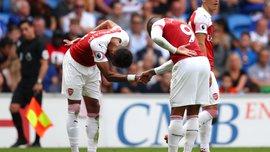 Кардифф – Арсенал – 2:3 – видео голов и обзор матча