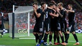 Арсенал-Киев – Заря – 0:5 – видео голов и обзор матча