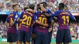 Барселона – Уеска – 8:2 – відео голів та огляд матчу