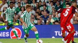Бетіс – Севілья – 1:0 – відео гола та огляд матчу