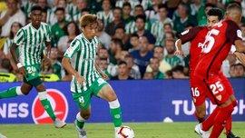 Бетис – Севилья – 1:0 – видео гола и обзор матча