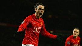 """""""Отвали, мы едем в Манчестер Юнайтед"""", – Бербатов вспомнил, как отказал Манчестер Сити"""