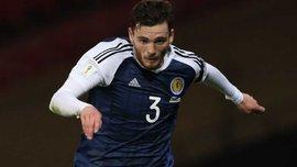 Робертсон стал капитаном сборной Шотландии