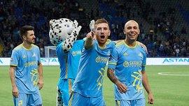 Астана: президентський суперклуб, який тренує Григорчук – все, що потрібно знати про суперника Динамо в Лізі Європи