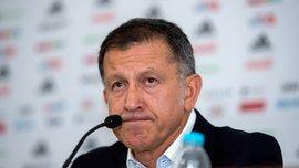 Осорио, который возглавлял сборную Мексики, будет работать с Парагваем
