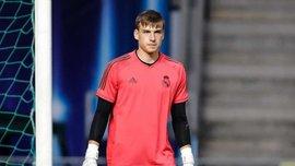 Лунин: Переход в Реал – осуществление мечты на одну треть